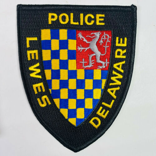 Lewes Police Sussex County Delaware DE Patch