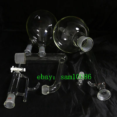 Essential Oil Steam Distillation Kitliebig Condenserall Glasswarenew Lab Chem