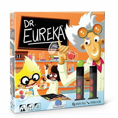 Blue Orange Dr. Eureka Speed Logic - Dr Eureka