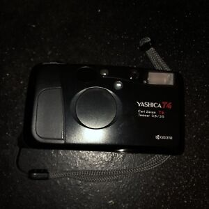 Yashica T4 (Date)
