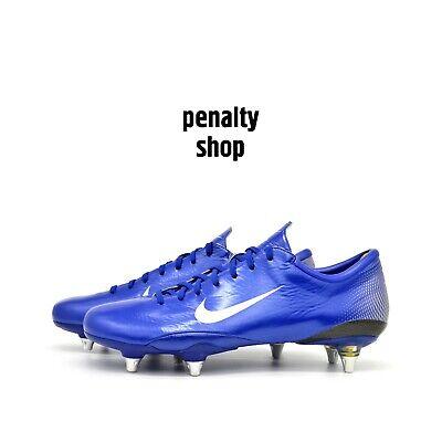 release date eca6e e71be Nike Mercurial Vapor III SG 312605-411 Ronaldo R9 RARE Limited Edition