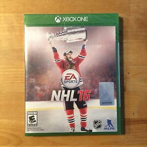 XBOX One -EA SPORTS NHL16 / NHL15