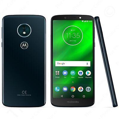 Unlocked Motorola - Moto G6 Play Cell Phone  XT1922 -- 32GB Memory (Deep Indigo)