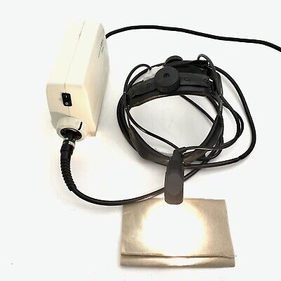 Welch Allyn Solarc Surgical Headlamp Power Source W Welch Allyn 49540 Headlight