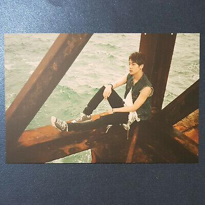 Jin - Official Postcard Armypedia BTS HYYH Pt.1