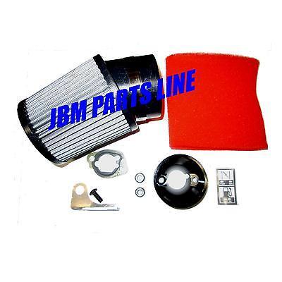 Predator 212cc Air Filter Intake Performance Kit 6.5HP Air Intake Go Kart