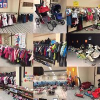 Children's consignment sale