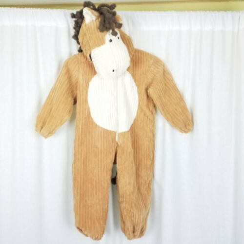 Princess Paradise Charlie the Corduroy Horse Chenille Costume Toddler Boys 2T 3T