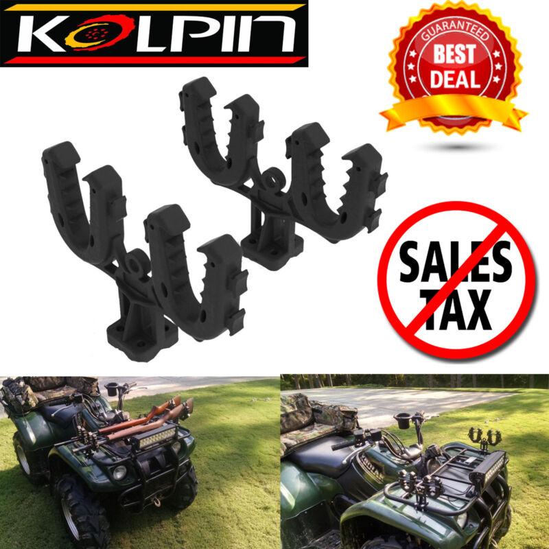 Rhino Grip XL Rack Mount Rifle Gun Tool Bows Pole Shovels Holder UTV ATV Hunting