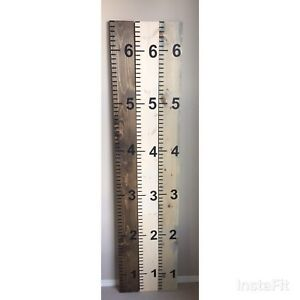 Growth Chart / height rulers