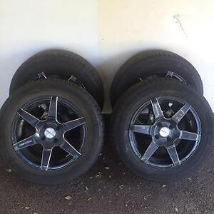 As New Bob Jane Tyres and PDW Rims Kelvin Grove Brisbane North West Preview