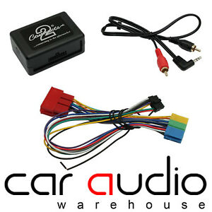 Connects2 Audi A4 1997 - 2005 Car Aux In iPhone iPod Interface Adaptor