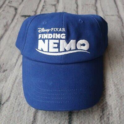 Disney Pixar Finding Nemo Strapback Hat Cap Movie Vtg