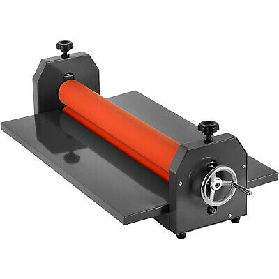 29.5in Cold Laminator Manual Roll Laminator Vinyl Photo Film Laminating Machine