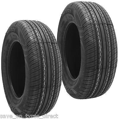 2 1656514 x2 Budget 165 65 14 Quality Car Tyres High Performance 165/65