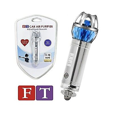 Beats Best Car Air Purifier Ionizer Freshener By PeakPlus Removes Dust,