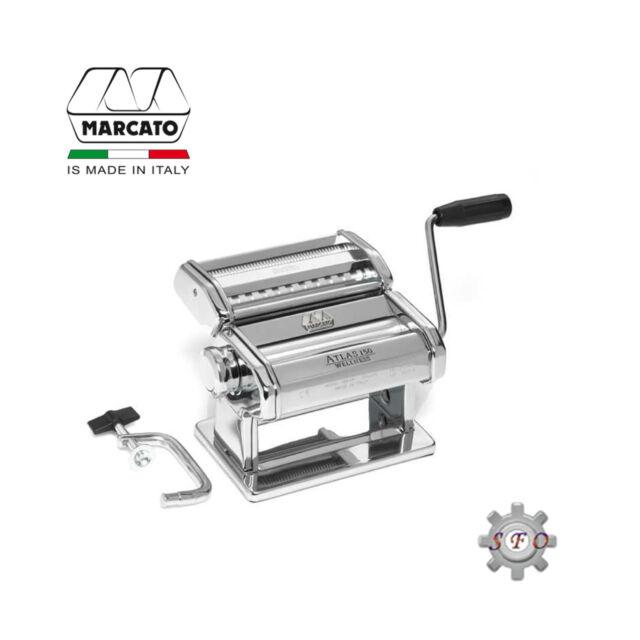 Marcato Atlas 150 Pasta Machine Maker Wellness Made in Italy RRP$184