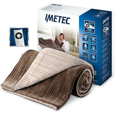 Manta Electrica Sofa Individual 90X150 Cm - IMETEC - 6996