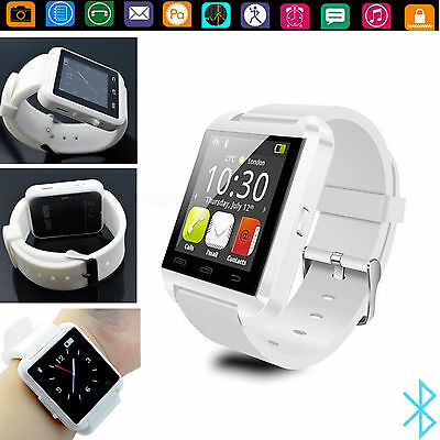 Bluetooth Smart Wrist Watch For Android Smartphone Samsung S7 Edge Note 5 LG G4