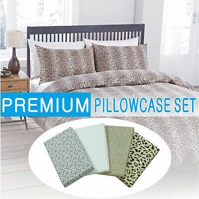 Pillowcase Set (2pc) Best Quality 100% Modal Pillow Case Luxury Comfort