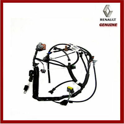 Genuine Renault Clio II 1.2 16v Engine Wiring Loom. New 8200346202