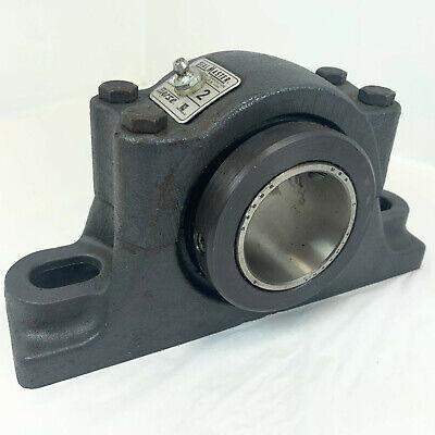 Sealmaster Rpba 200-2 Split Pillow Block Tapered Roller Bearing 2-bolt 2
