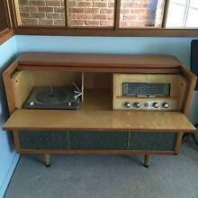 1950's PHILIPS VALVE RADIOGRAM ASSEMBLED IN AUS FULLY RESTORED Lara Outer Geelong Preview