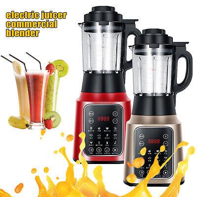 Multi-function Commercial Blender Mixer Food Juicer Fruit Ice Smoothie Blender