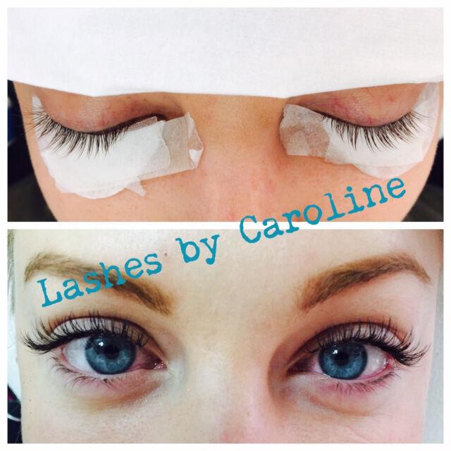 Safe Beautiful Eyelash Extensions Beauty Treatments Gumtree