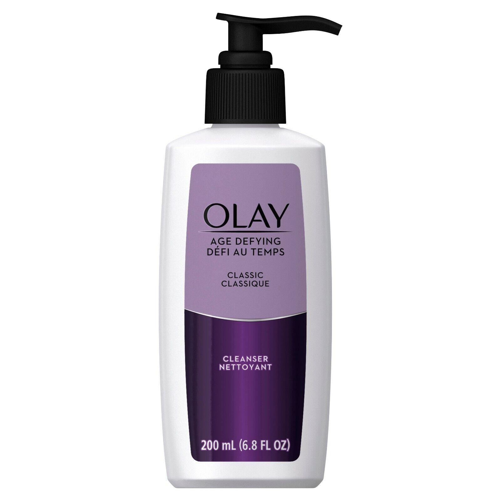 Olay Age Defying Classic Facial Cleanser 6.78 Fluid Ounce