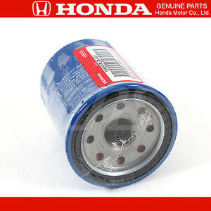 85-13 Genuine Honda Accord Civic CR-V Prelude Acura TL TSX Engine Oil Filter OEM