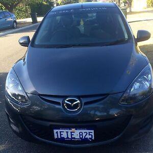 Excellent condition low kilometres Mazda2 hatch Como South Perth Area Preview