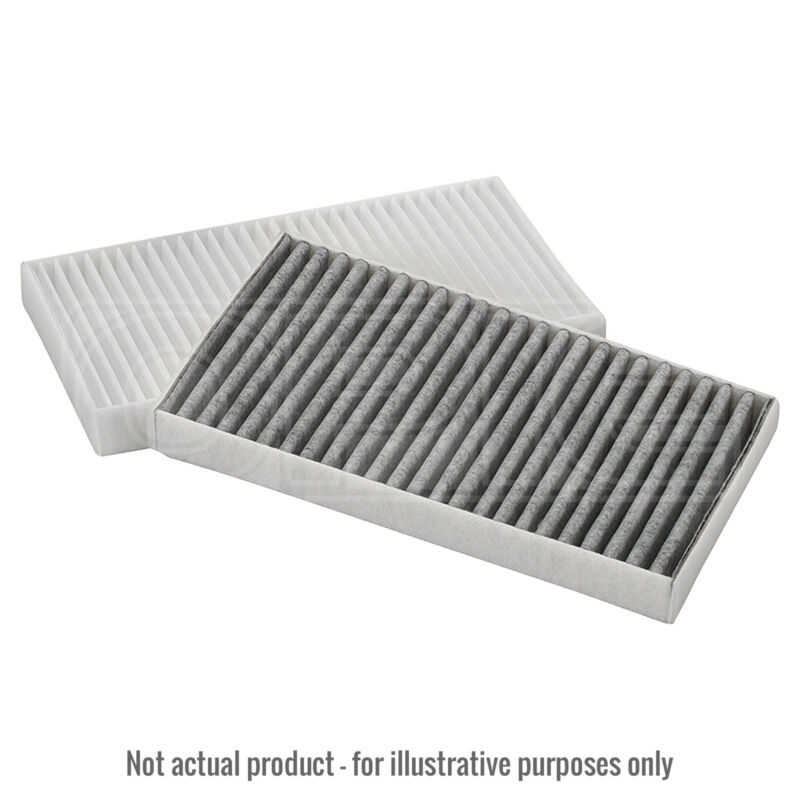 BOSCH Activated Carbon Cabin Filter 0986628523 - Single
