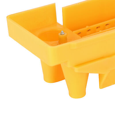 High Toughness Plastic Pollen Trap Collector Beehive Box Collect Tool Beekeeping