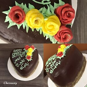 Custom cakes,cupcakes,cookies,arabic sweets &much more