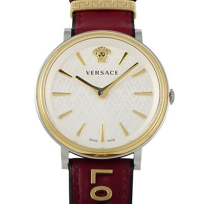 Versace V-Circle Quartz Watch VBP020017