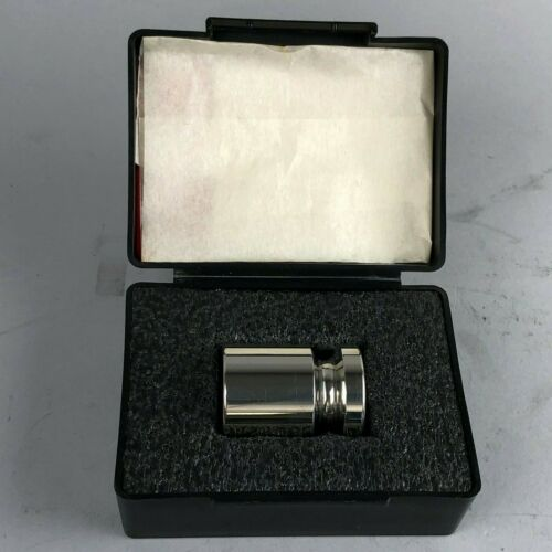 TROEMNER Weight Calibration 500g with Original Case