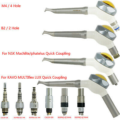 Dental Air Flow Hygiene Teeth Polishing Prophy Jet Polisher Fit Kavo Nsk B2 M4