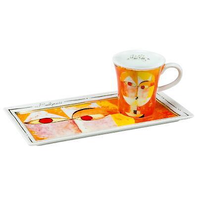 Juego de Café Expreso Goebel Porcelana Arte &
