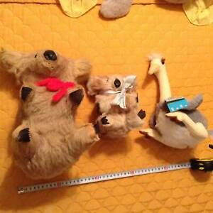 #5 Vintage Stuffed doll 2x Koala Emu Over 25 years old Cleveland Redland Area Preview