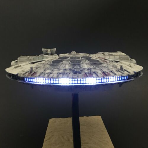 *LIGHTING KIT ONLY* for Bandai Star Wars Millennium Falcon 1/144 (Flying)