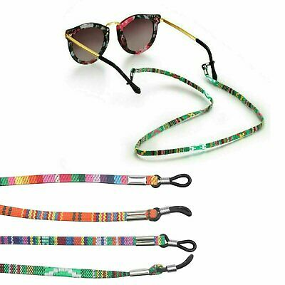 Adjustable Sunglasses Neck Cord Strap Eyeglass Glasses String Lanyard Holder Health & Beauty