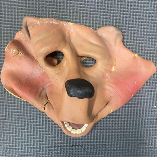 The Rock-afire Explosion Beach Bear Animatronic Mask (Painted / Signed) *RARE*