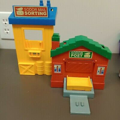 Thomas The Train Sodor Mail Sorting & Post Office Buildings Replacement Parts