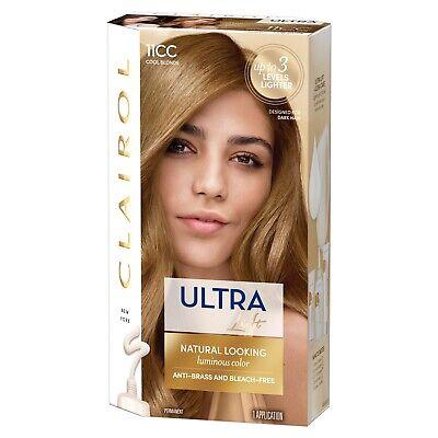 Clairol Blonde Lift (Clairol Ultra Lift Luminous 11CC Cool Blonde Hair Color)