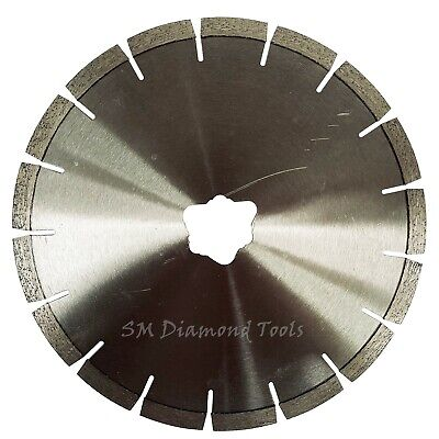 12 Performance Early Entry Green Concrete Diamond Blade Fit Soff-cut Saws