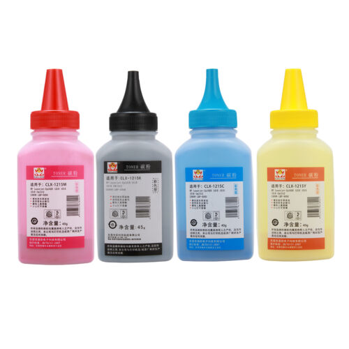40g/Bottle Universal Color Printer Laser Toner Refill Fit HP