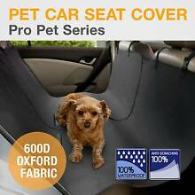 Pet Car Seat Cover Dog Puppy Cat Hammock Protector Mat, Back Seat Sydney City Inner Sydney Preview