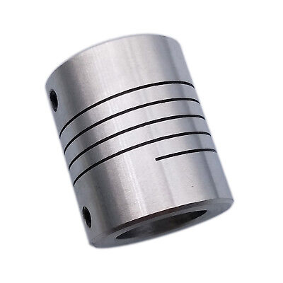 Us Stock 12.7x15.875mm 12x58 Flexible Shaft Coupling Rigid Coupler D25 L30