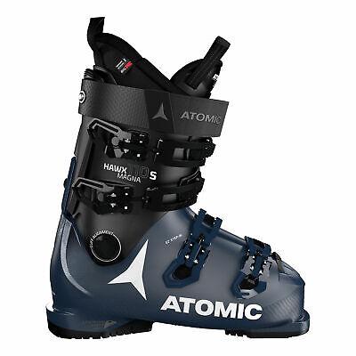как выглядит Atomic Hawx Magna 110 S Ski Boots 2021 Black Dark Blue 26.5 фото
